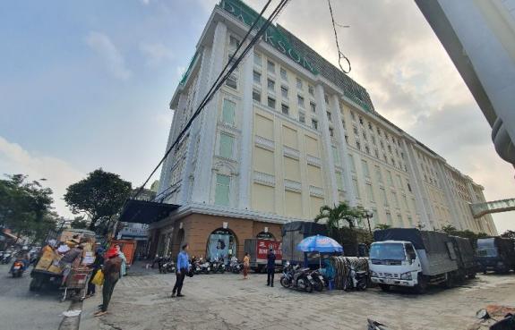tòa nhà Parkson Hùng Vương