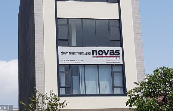 tòa nhà Novas Đà Nẵng