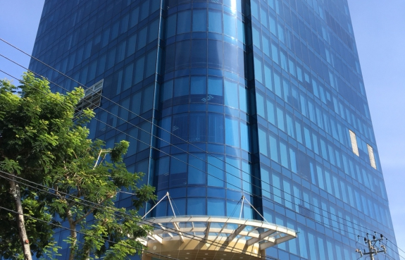 tòa nhà Viettinbank đà nẵng